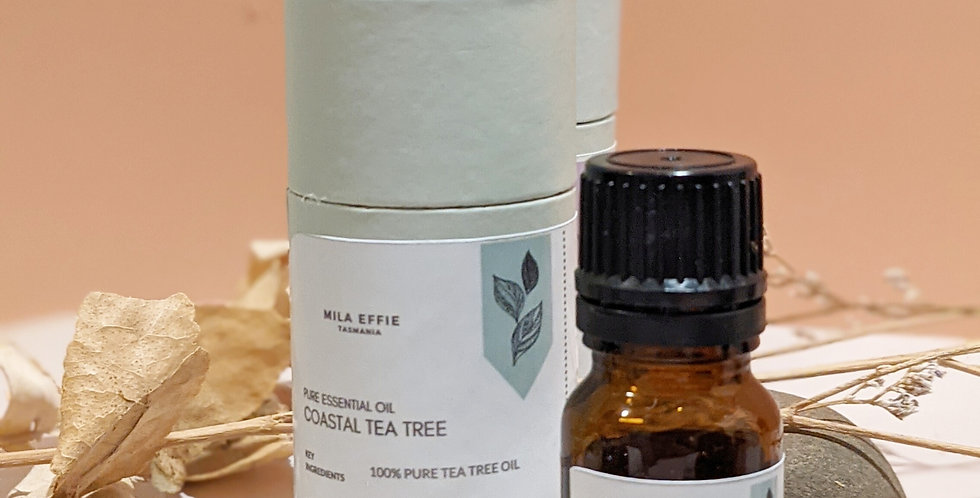 Coastal Tea Tree pure essential oil