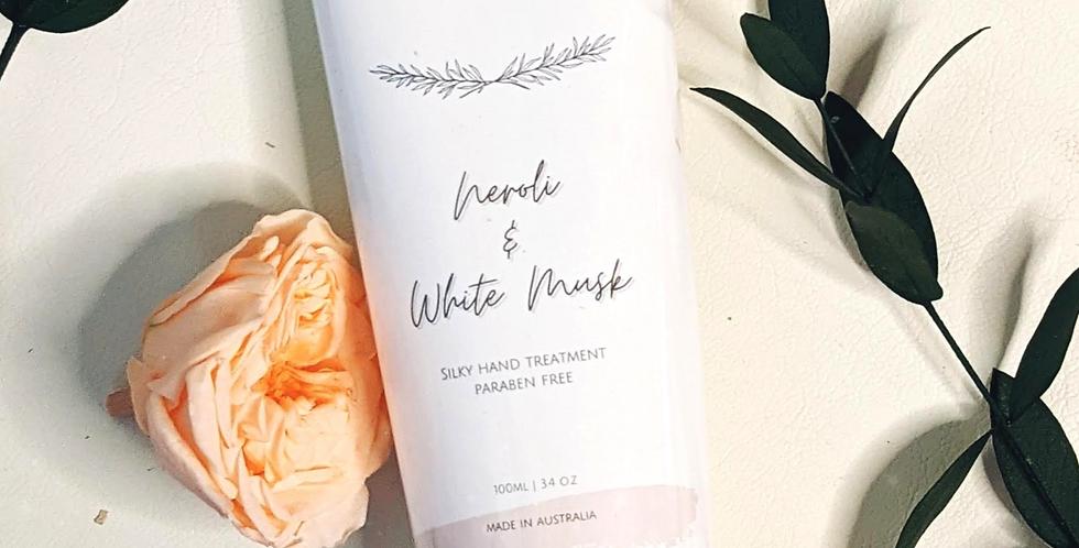 WS-Silky Hand Cream
