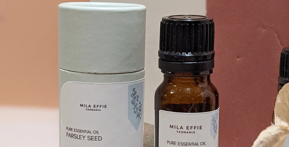 Parsley Seed pure essential oil