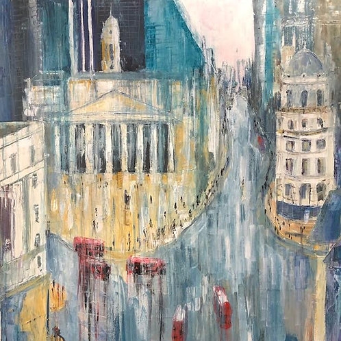 London Bank of England by Jane Vaux