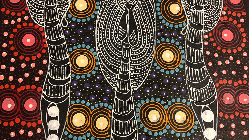 copy of Dreamtime Sisters, Colleen Bird Wallace