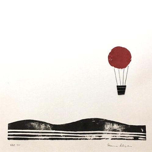 Balloon by Rennie P 30x30cm