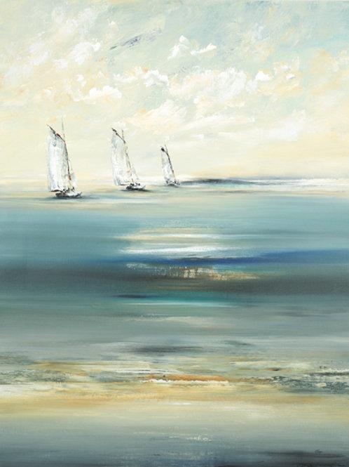 Sailors by Lisa Ridgers 40x30cm