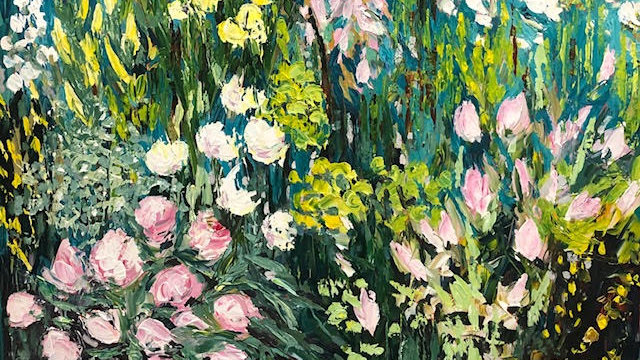 Chiswick House Flowers by Jane Vaux