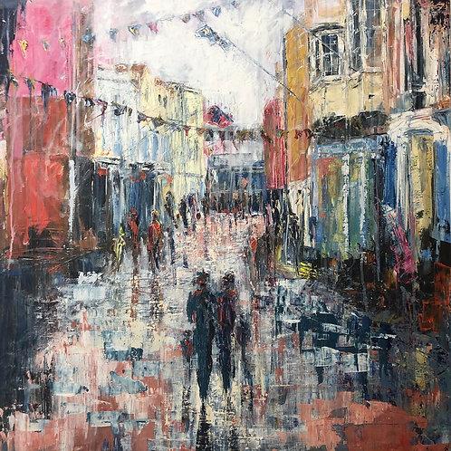 High-Street by Jane Vaux