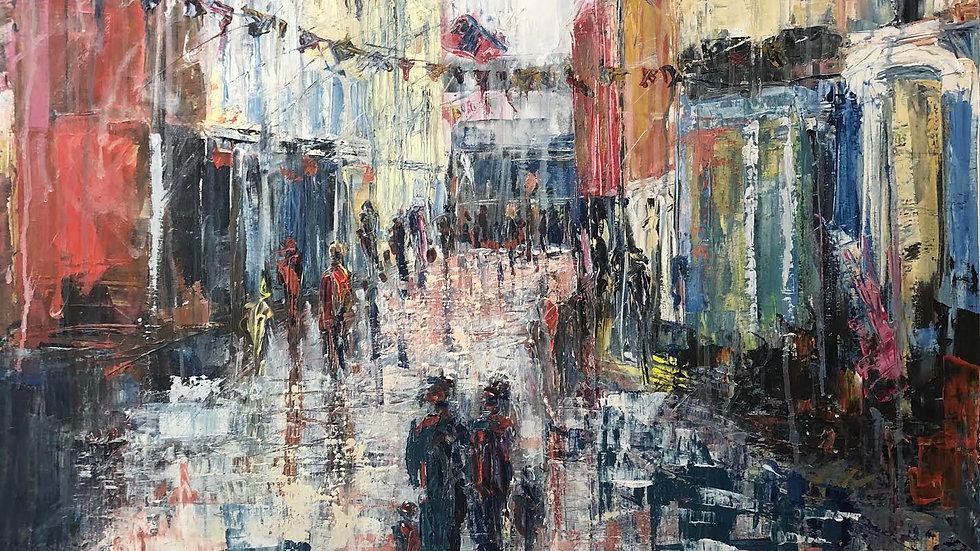 High Street by Jane Vaux