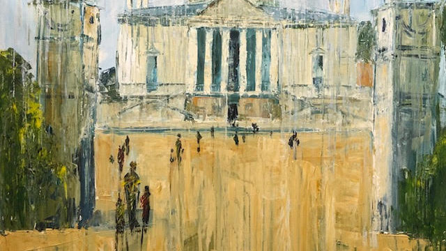 Chiswick House by Jane Vaux