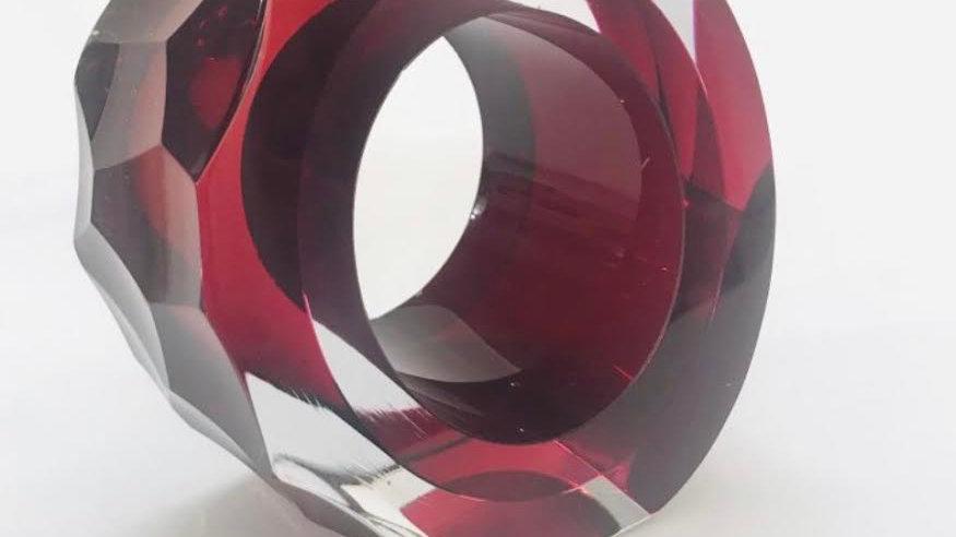 Graeme Hawes, Small cut ruby