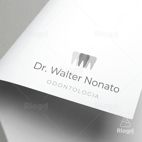 Logotipo - Coleção Translúcido - Dentista