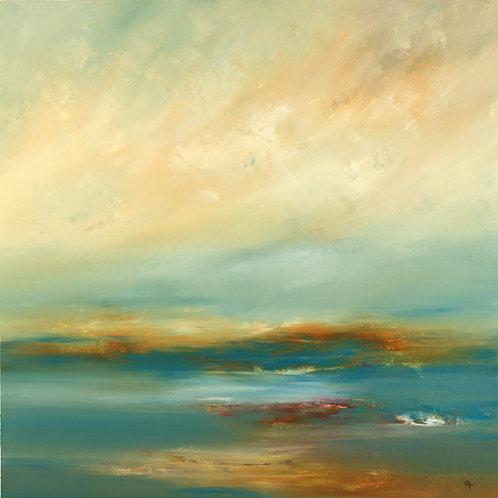 Atmosphere by Lisa Ridgers 40x40cm