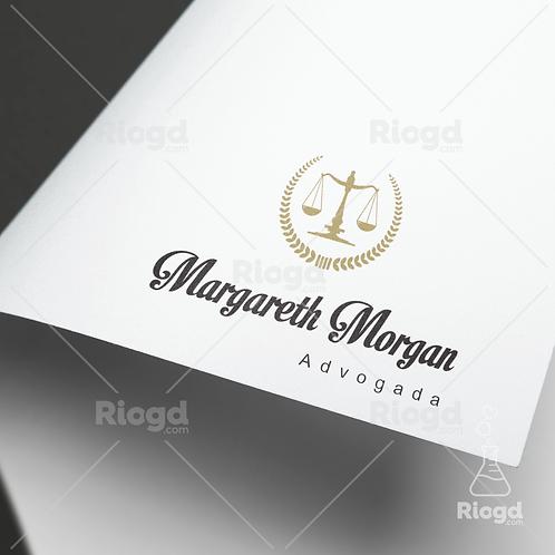 Logotipo pronto para Advogados Noble Prime