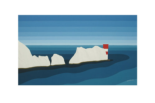 The Needles by Suzanne W A3