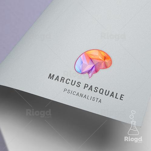 Logotipo pronto para Psicólogos Mentalize Fragment