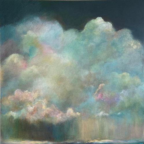 Sunbeam's by Lynn Young 80x80cm
