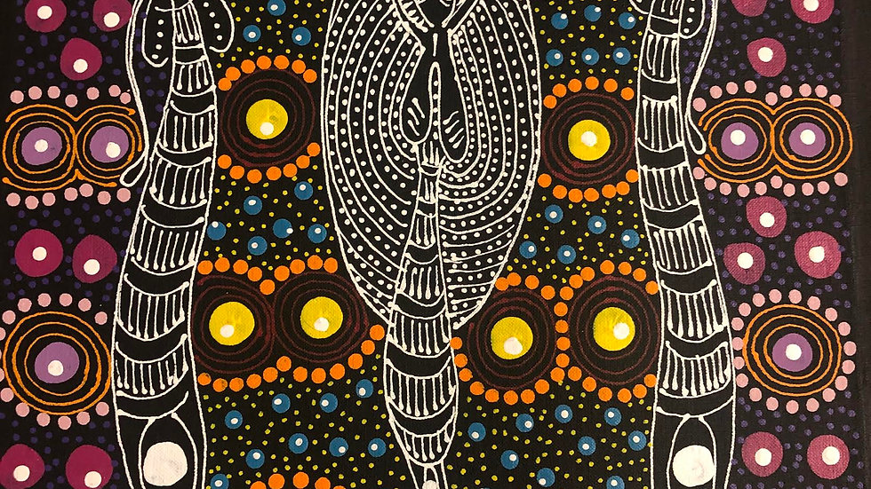 Dreamtime Sisters, Colleen Bird Wallace