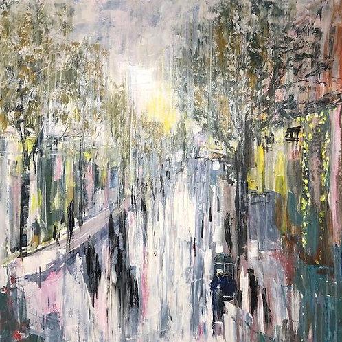 Devonshire Road by Jane Vaux