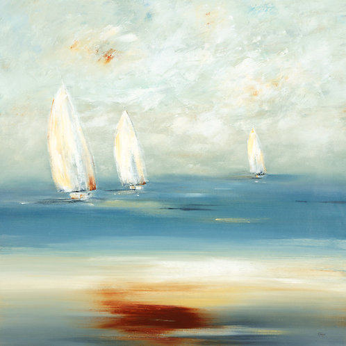 Sailors Day by Lisa Ridgers 40x40cm