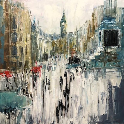 Big Ben by Jane Vaux