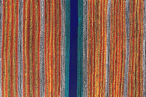 Dingo Tracks, Lanita Numina 134x73cm
