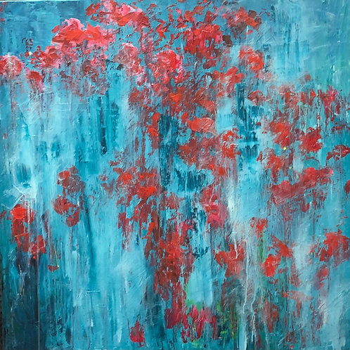 Poppies - Remembrance Day by Jane Vaux