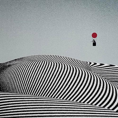 Tierra de Fondo by Rennie P 50x50cm