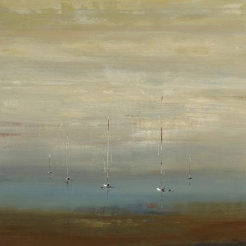 Sailor's Peace by Lisa Ridgers 30x30cm