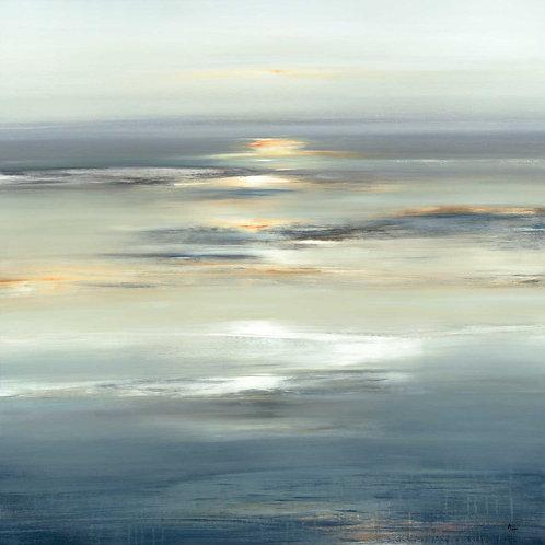 Soft Views by Lisa Ridgers 40x40cm