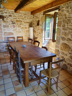 La salle manger