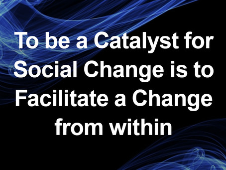 COVID-19 Related Changes: Implications for Social Transformation (Part 2)