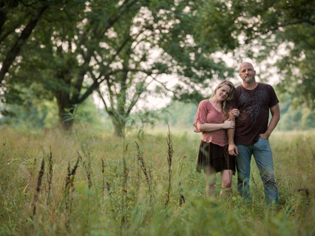 Paul + Jilly