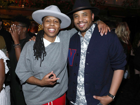 "Lena Waithe & Justin Simien go Live with ""Don't @ Me"""