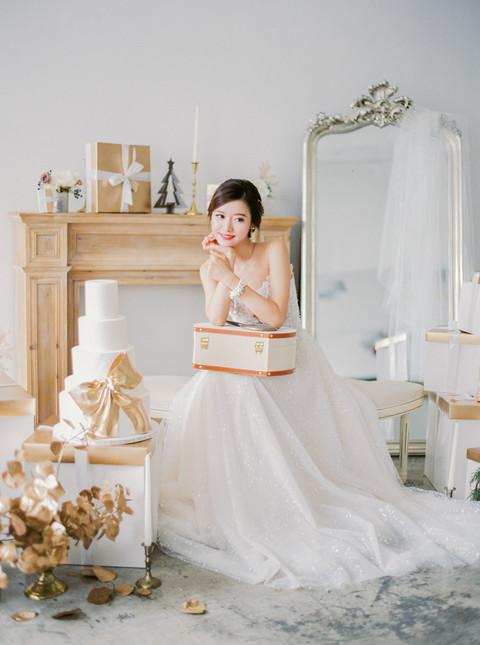Lukas Chan Photo Lab - Festive styled sh