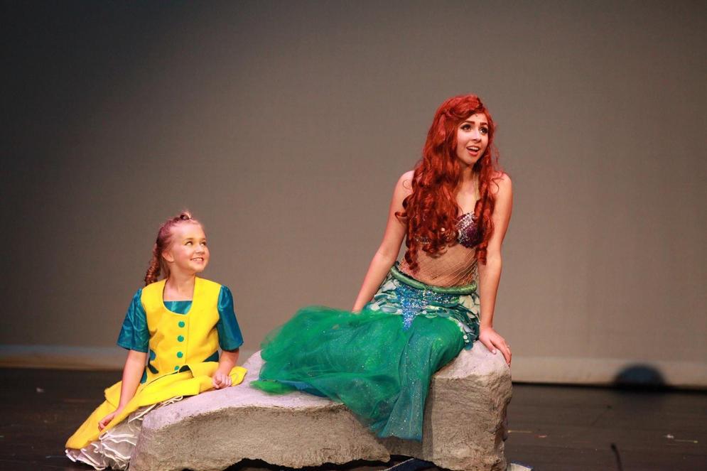 TRT Little Mermaid