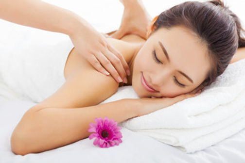massage touch therapy disability medical condition calm