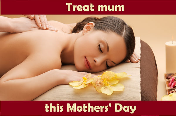 mothers day; massage; gift