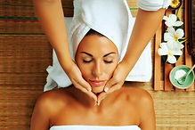 massage touch aversion calm therapy