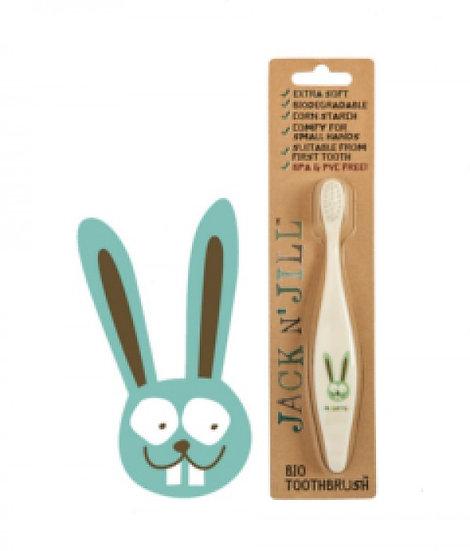 Escova de dentes Coelho