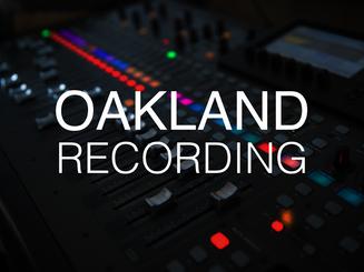 OAKLAND RECORDING
