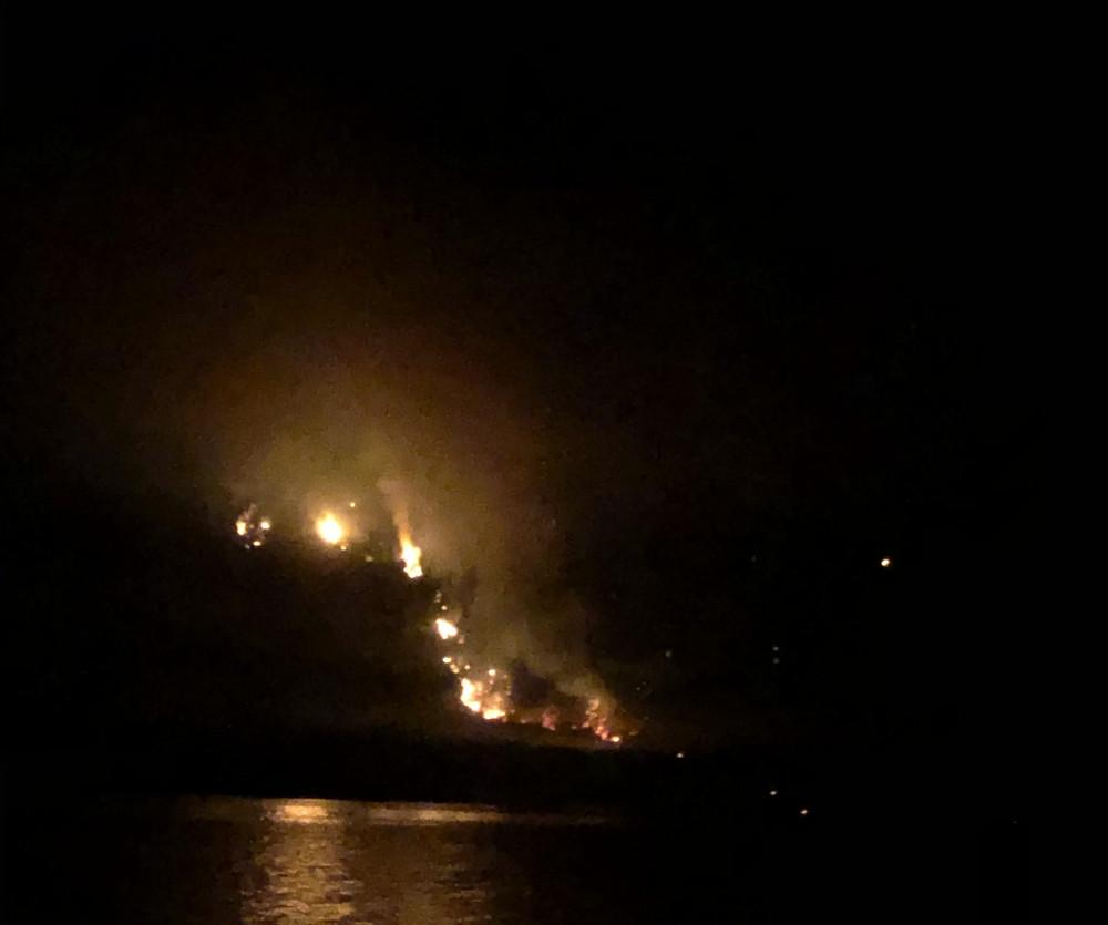 Bayview, Idaho fire Sept 11, 2020