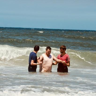 Jason's baptism, 16th January, 2021 (24)