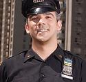 Smiling Policeman
