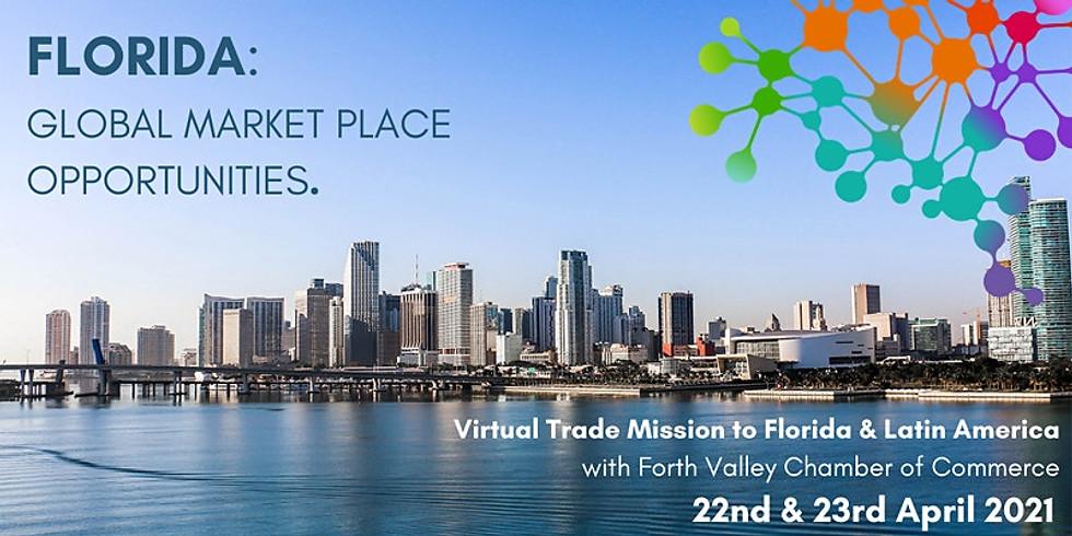 Florida - Virtual Trade Mission to Florida & Latin America