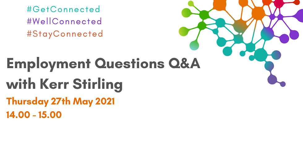 Employment Questions Q&A with Kerr Stirling