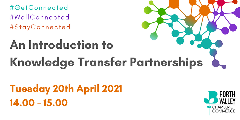 An Introduction to Knowledge Transfer Partnerships