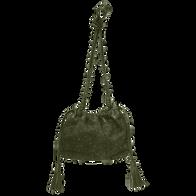 Bolsa ID BAGS saquinho camurça
