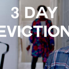 3 Day Eviction