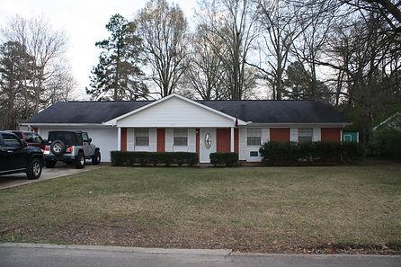 123 Camden Starkville Rental house Kraker Properties