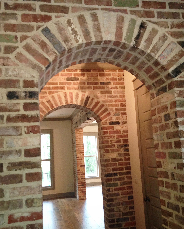 FOUND Reclaimed Brick Custom Home Starkville