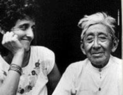 Rosita Arvigo and Don Elijio Panti