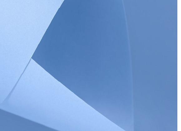 Papel Azul Claro A4 (PARIS) COLOR PLUS - 20 unidades